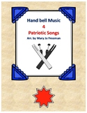 Hand Bell Music - Patriotic bundle