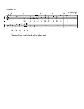 Hand Bell Music - Silent Night
