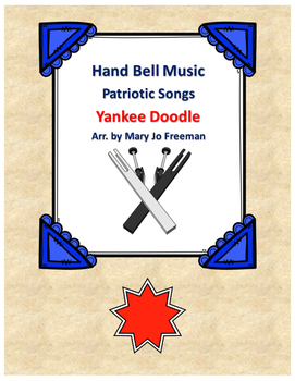 Hand Bell Music - Yankee Doodle