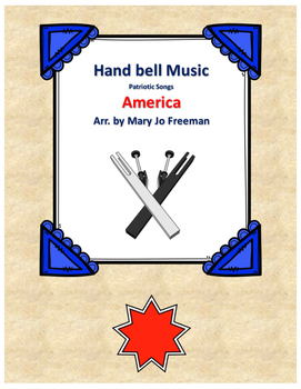 """Hand Bell Music - """"America"""""""
