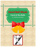 Hand Bell Music - Carol of the Bells