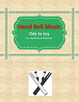 Hand Bell Music - Ode to Joy