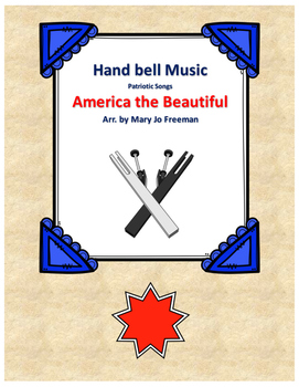 Hand Bell Music - America the Beautiful