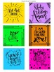 Hand-Drawn Inspirational Posters!