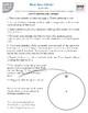 Hand Drawn Lunar Calendar w/Moon Phases