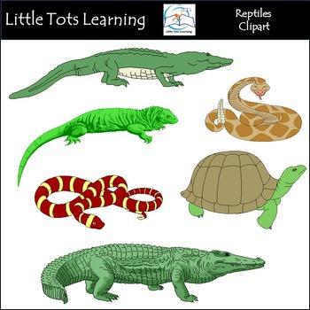 Reptiles Clip Art