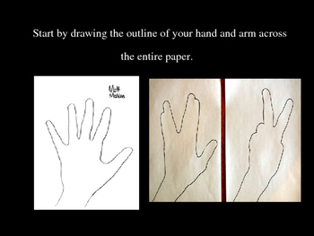 Hand Henna Step-by-Step Art Project