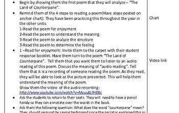 Hand Me Down Tales: Robert Louis Stevenson (Week 5) Weekly Lesson Plan
