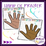 Hand Of Prayer Journal and Posters