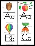 ABC Cards Standard Print