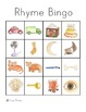 Rhyme Concentration Cards & Rhyme Bingo Cards