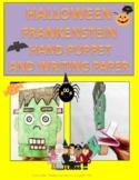 Hand Puppet Finger Puppet Halloween Monster Autumn Fun Par