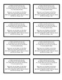 Hand Puzzle Poem