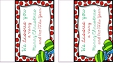 Hand Sanitizer and Tissue Gift Tag