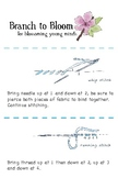 Hand Sewing, Basic Stitches