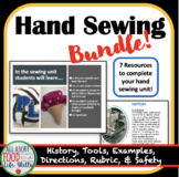 Hand Sewing Unit- Bundle!