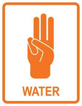 Hand Signal Posters