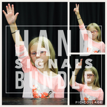 Hand Signal Bundle