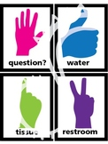 Hand Signal Cards