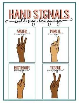 Bathroom In Asl Sign Language