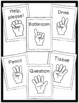 Hand Signal Posters FREEBIE!
