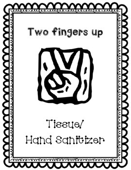 Hand Signals Classroom Management System