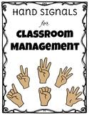 Hand Signals - Doodle Border