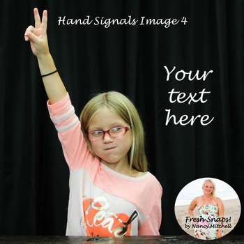 Hand Signals Image 4