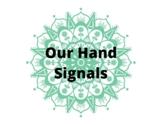 Hand Signals-Mandala