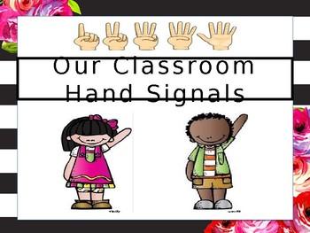 Hand Signals Melonheadz