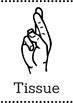 Hand Signals Poster