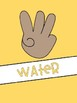 Hand Signals Posters - Bright - EDITABLE