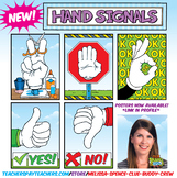 Hand Signals Posters - Expansion Pack