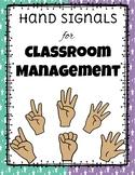 Hand Signals - Stars