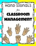 Hand Signals- Striped