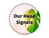 Hand Signals-Tropical/Jungle