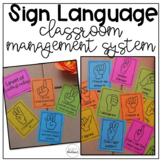 Hand Signals for Management & Levels of  Understanding