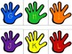 Hand Slap Letter and Number Game Freebie