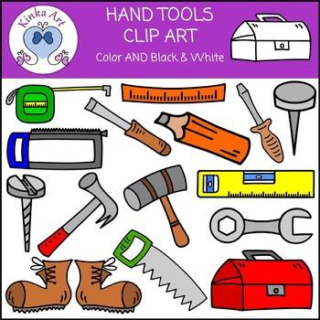 Hand Tools Clip Art