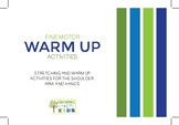 Hand Warm-Up Activity Cards