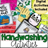 Hand Washing Activities | Posters, Craft and Distance Lear
