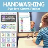Handwashing Visuals - Bye Bye Germs! (Washing Hands Poster