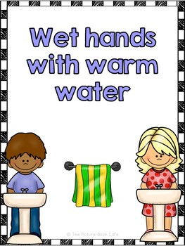 Hand Washing Packet