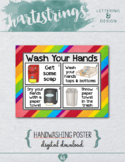Hand-Washing Poster