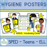 Hand Washing Poster Set FREEBIE