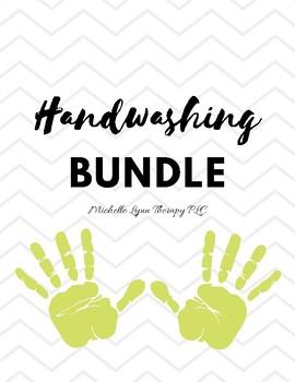 Hand Washing Routine/Instructions Bundle