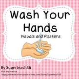 Hand Washing Visuals for Autism