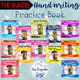 Hand Writing Practice Book, The Bundle