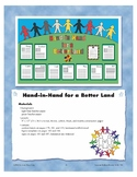 Hand-in-Hand for a Better Land (Bulletin Board)