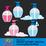 Hand soap clip art